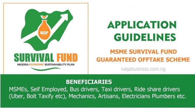 Nigeria Survival Fund