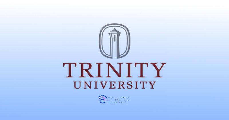USA Trinity University International Student Scholarship 2021