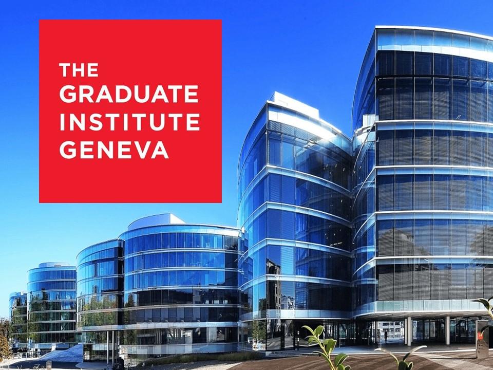 Graduate Institute of International and Development Studies, Scholarships 2022-2023